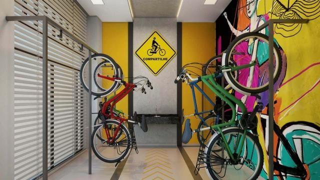 Studio 1 Dormitório Centro de Curitiba - Foto 12