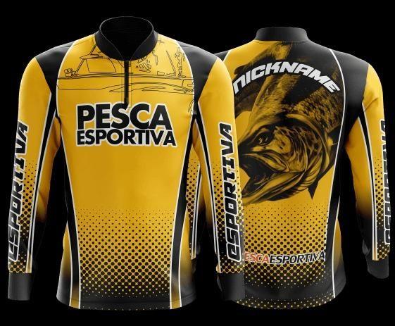 141ea1793afb7 Camisa de pesca personalizada