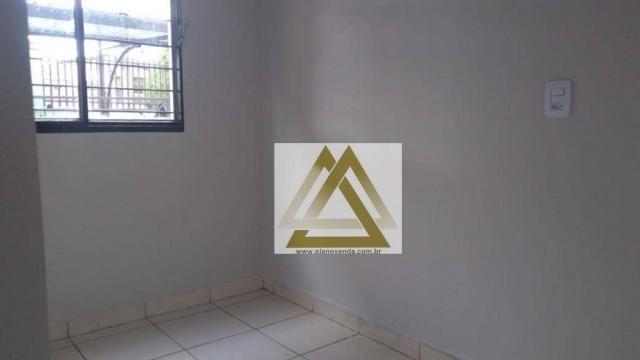 Apartamento com 3 dormitórios à venda, 66 m² por r$ 120.000 - vila santa rita - goiânia/go - Foto 5