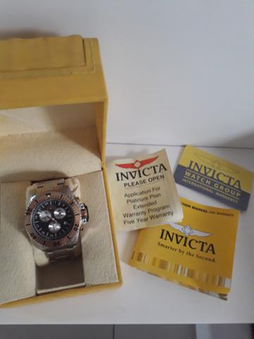 Relógio invicta original - Foto 4