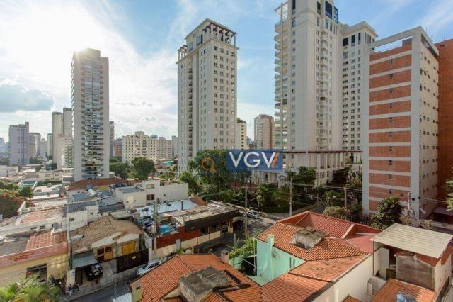 Excelente opção no coração da Vila Olímpia. Apartamento com 93m², 3 dormitórios, sendo 1 s - Foto 17