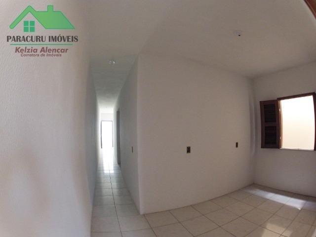 Casa simples de três quartos bem localizada em Paracuru - Foto 6