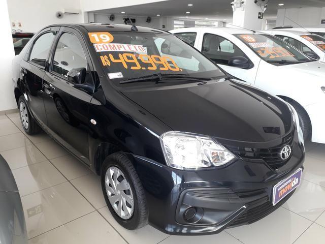 Toyota etios sedan 2019 - Foto 3