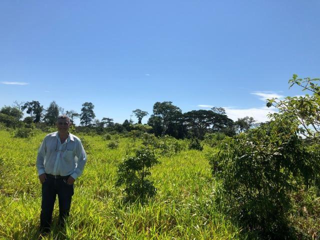 12 alqueires gleba ariranha, aceito permuta imóveis em Tangará - Foto 2