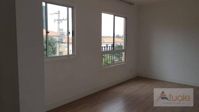 Apartamento com 3 dormitórios à venda, 63 m² - Villa Flora Hortolandia - Hortolândia/SP - Foto 8