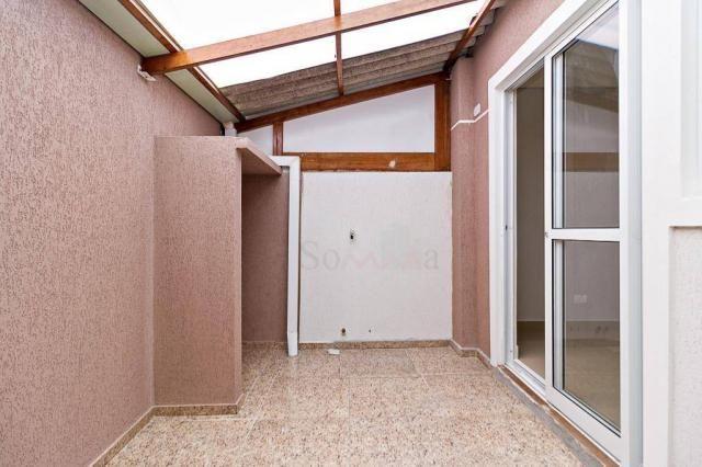 Sobrado com 2 dormitórios à venda, 70 m² por r$ 225.000,00 - ganchinho - curitiba/pr - Foto 19