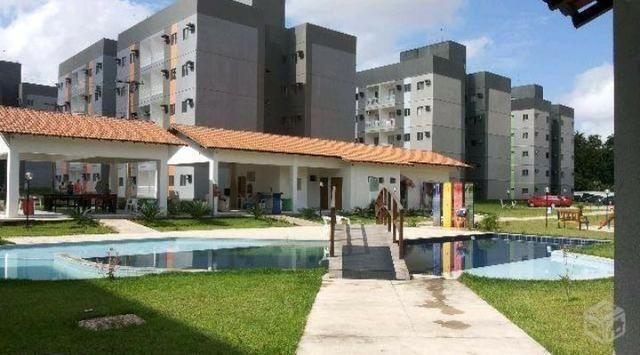 Neo Colori Mario Covas, apto 2/4 mobiliado, R$1.300 3º andar * - Foto 2