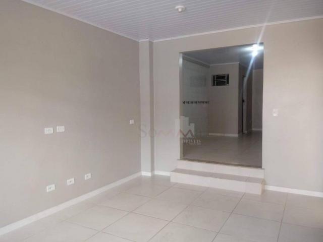 Casa com 1 dormitório para alugar, 40 m² por r$ 1.000,00/mês - pinheirinho - curitiba/pr - Foto 13