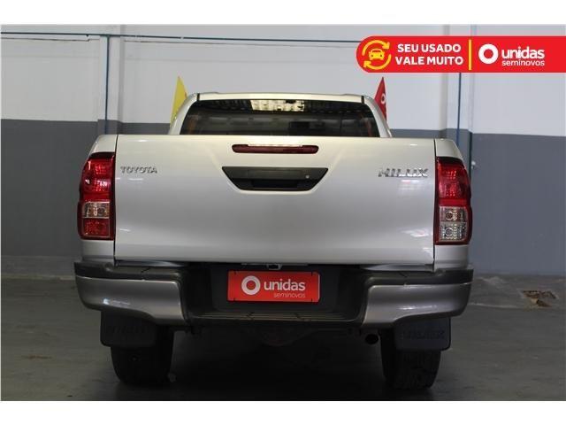 Toyota Hilux 2.8 std 4x4 cd 16v diesel 4p manual - Foto 6
