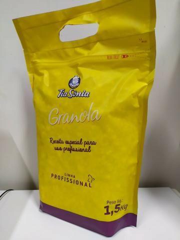 Granola Tia Sônia 1kg $25 - Foto 3