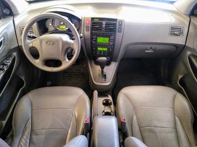 ® Hyundai Tucson GLS 2.0 2012/2013 Automatico Flex Baixo Km Bancos em Couro - Foto 5