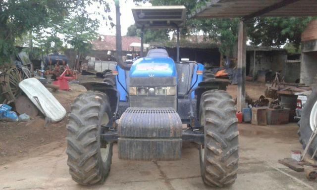 Trator tm150