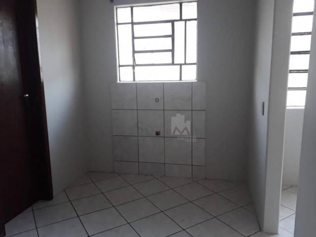 Casa com 1 dormitório para alugar, 40 m² por r$ 450,00/mês - capão raso - curitiba/pr - Foto 13