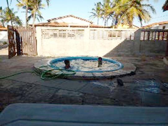 Alugo casa de praia, temporada. próx ao Barramares. Praia do Coqueiro-Luis Correia - Foto 7