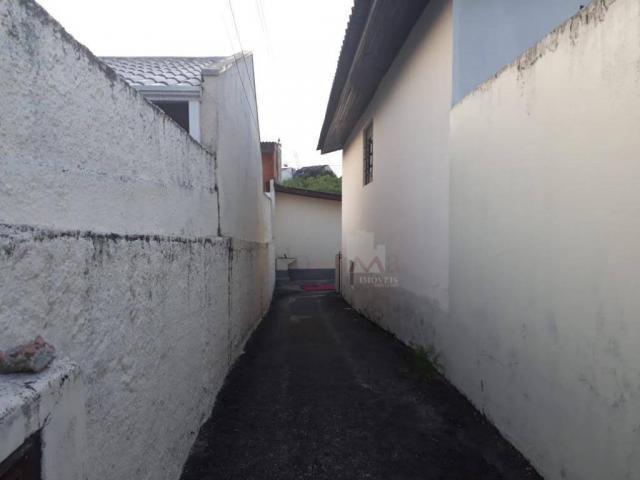 Casa com 1 dormitório para alugar, 40 m² por r$ 450,00/mês - capão raso - curitiba/pr - Foto 20