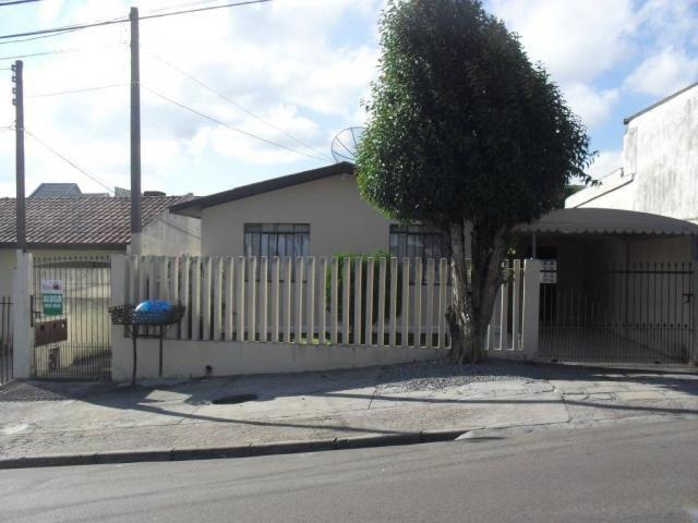 Casa com 1 dormitório para alugar, 40 m² por r$ 450,00/mês - capão raso - curitiba/pr - Foto 4