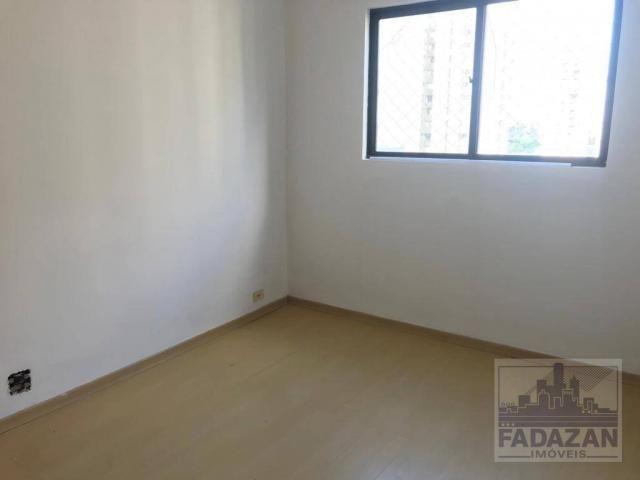 Apartamento para alugar, 87 m² por R$ 1.200,00/mês - Cristo Rei - Curitiba/PR - Foto 14