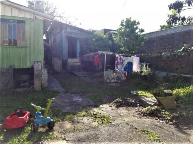 Terreno à venda, 440 m² por r$ 300.000,00 - pinheirinho - curitiba/pr - Foto 11
