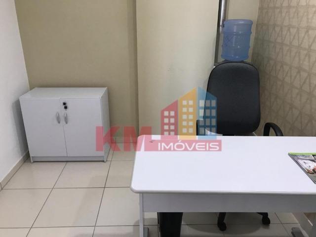Aluga-se sala para consultório no West Clinical - KM IMÓVEIS - Foto 6