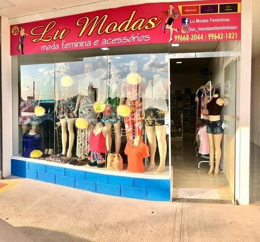 Vendo loja física de roupas femininas!!