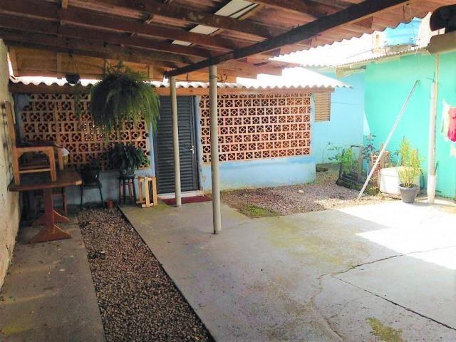 Casa residencial terreno 480 m² (12x40), com 3 casas, Rua Araruna, nº407, Pinheirinho. - Foto 5
