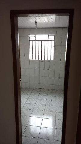 Apartamento com 2 dormitórios para alugar, 40 m² por r$ 500,00/mês - sítio cercado - curit - Foto 8