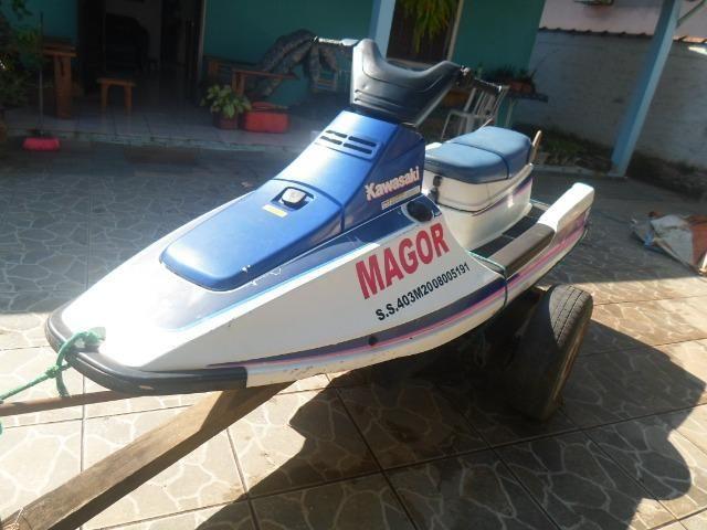 Jet ski kawasaki 650