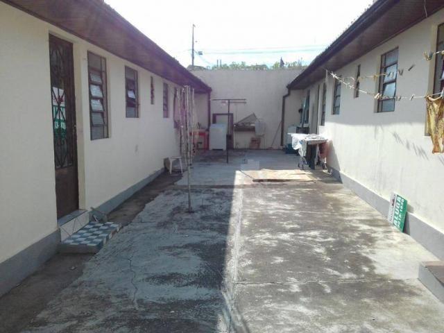 Casa com 1 dormitório para alugar, 40 m² por r$ 450,00/mês - capão raso - curitiba/pr - Foto 3