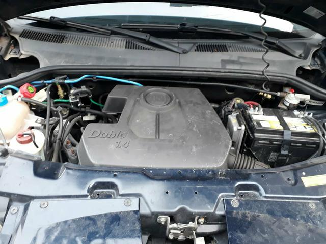 Fiat Doblo 1.4 6 lugares completa com GNV - Foto 10