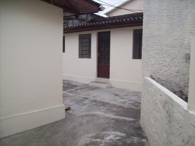 Casa com 1 dormitório para alugar, 40 m² por r$ 450,00/mês - capão raso - curitiba/pr - Foto 2