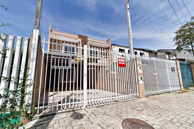 Sobrado com 2 dormitórios à venda, 70 m² por r$ 225.000,00 - ganchinho - curitiba/pr - Foto 2
