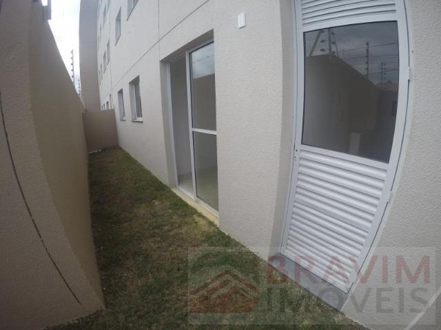 Apartamento com quintal privativo - Foto 12