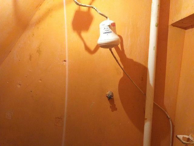 Casa-Kitnete na cic ,Para 1 Pessoa!! Mobiliada! incluso água e luz! R$ 420,00 - Foto 8