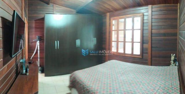 Casa com 3 dormitórios à venda, 170 m² por R$ 650.000,00 - Condomínio Saint Charbel - Araç - Foto 4