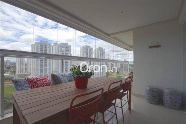 Apartamento com 3 dormitórios à venda, 118 m² por R$ 700.000,00 - Jardim Atlântico - Goiân - Foto 14