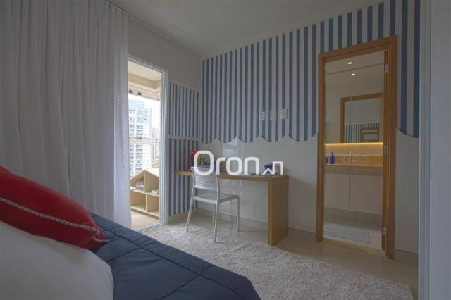 Apartamento com 3 dormitórios à venda, 118 m² por R$ 700.000,00 - Jardim Atlântico - Goiân - Foto 10