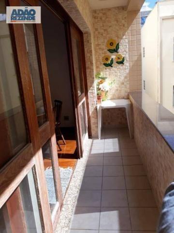 Apartamento com 1 dormitório à venda, 55 m² - Alto - Teresópolis/RJ - Foto 7