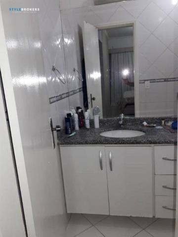 Apartamento no Edifício Caribe com 4 dormitórios à venda, 170 m² por R$ 320.000 - Baú - Cu - Foto 12