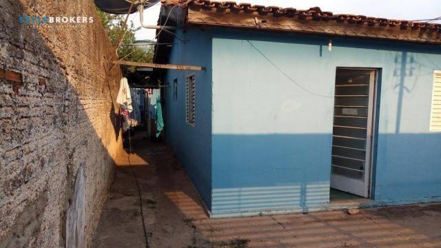 Casa Casa no Bairro Cohab Primavera com 3 dormitórios à venda, 50 m² por R$ 140.000 - Coha - Foto 10
