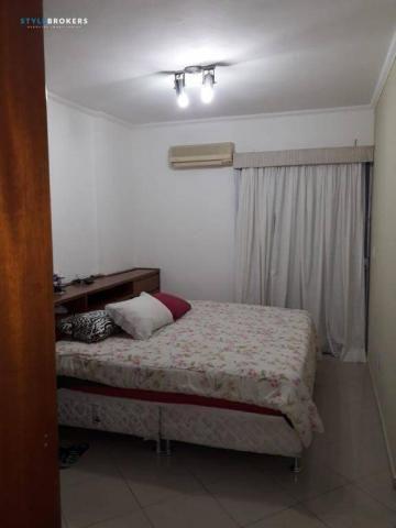 Apartamento no Edifício Caribe com 4 dormitórios à venda, 170 m² por R$ 320.000 - Baú - Cu - Foto 9