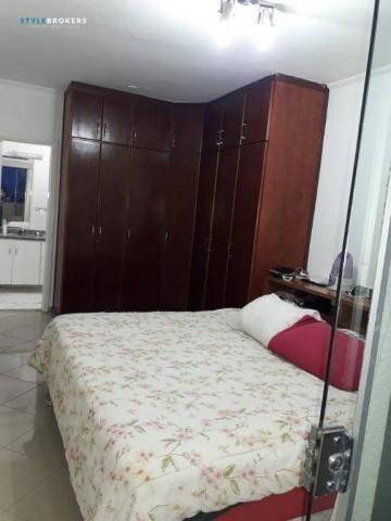 Apartamento no Edifício Caribe com 4 dormitórios à venda, 170 m² por R$ 320.000 - Baú - Cu - Foto 18