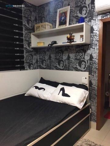 Apartamento no Edifício Jardim D América com 3 suítes à venda, 134 m² por R$ 800.000 - Jar - Foto 11