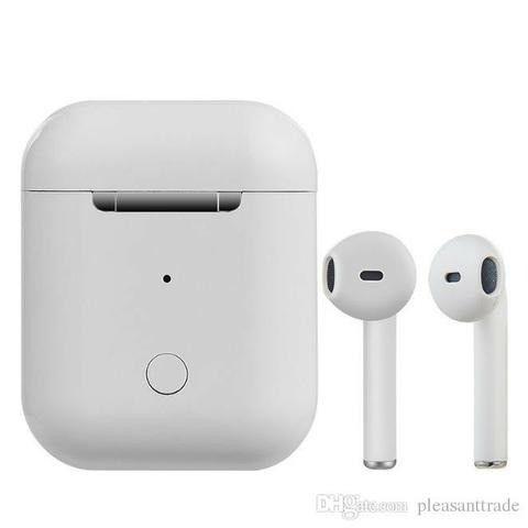 Fone de ouvido Bluetooth I7S TwS+ Mini - IOS e Android - Foto 2