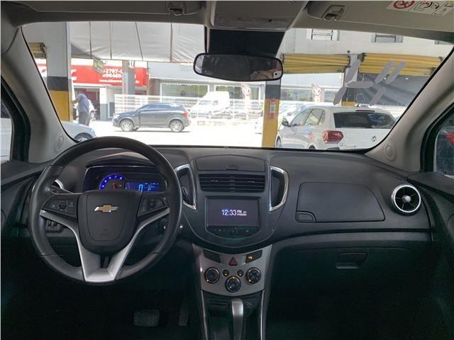 Chevrolet Tracker 1.8 mpfi ltz 4x2 16v flex 4p automático - Foto 9