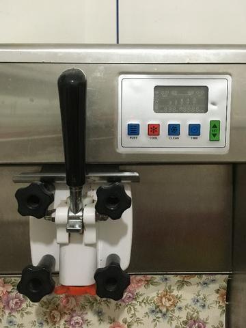 Maquina de sorvete expresso/açaí - Foto 2