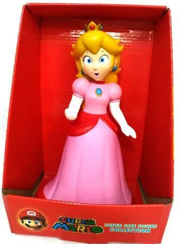Boneca Princesa Peach Coleção Mario Bros - Loja Coimbra Computadores - Foto 4