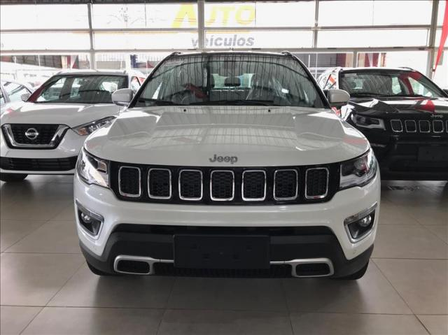 Jeep Compass 2.0 16v Limited 4x4 - Foto 2