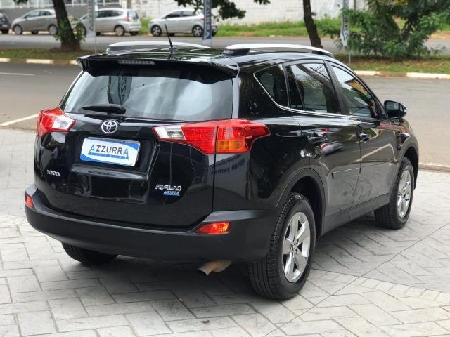 Toyota rav4 2.0 4x2 16v gasolina 4p qutomático 2015 - Foto 6