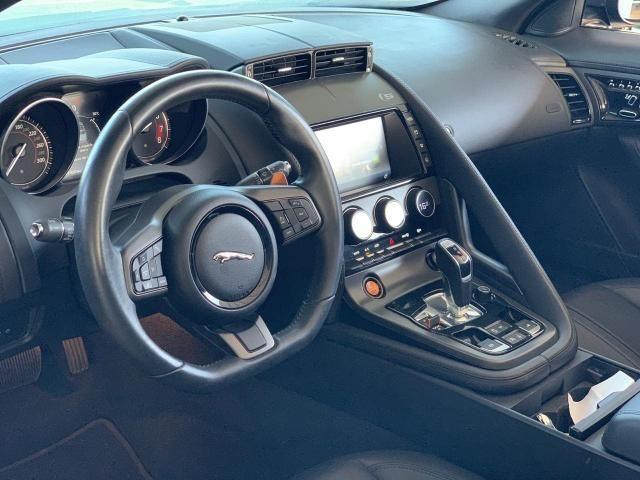 F-TYPE 2015/2016 3.0 S CABRIO SUPERCHARGED V6 24V GASOLINA 2P AUTOMÁTICO - Foto 7