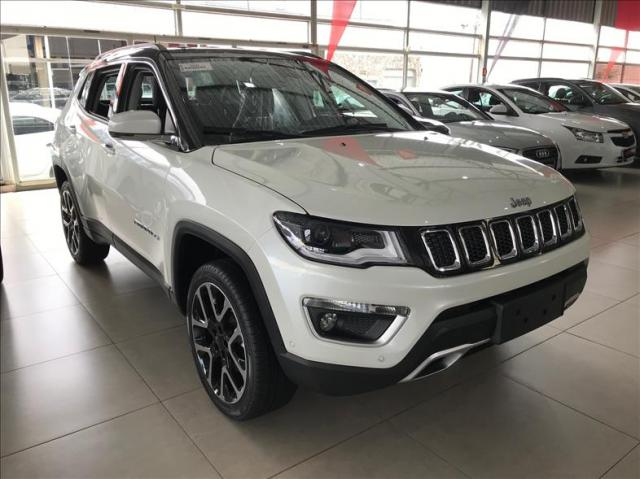 Jeep Compass 2.0 16v Limited 4x4 - Foto 3